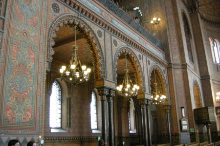 Shalom dalla Sinagoga di Firenze
