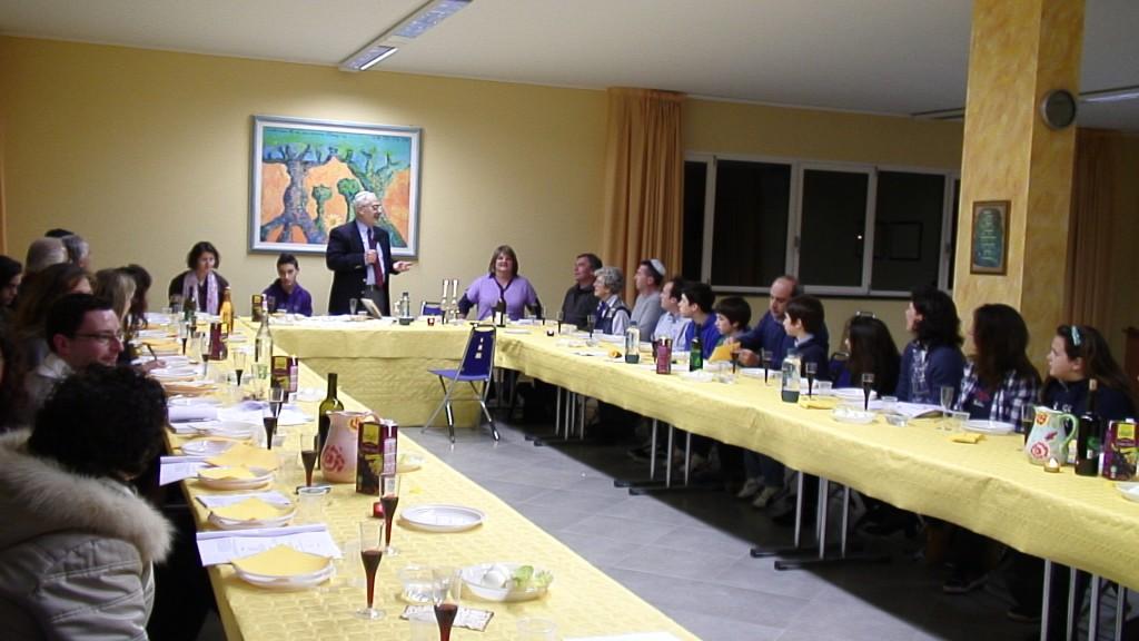 Seder di Pasqua 2012
