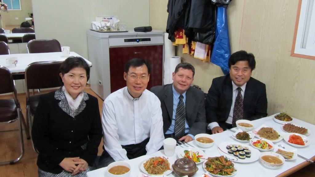 In missione in Corea